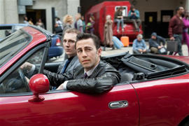 Joseph Gordon Levitt: Toronto film fest goes into action with 'Looper'