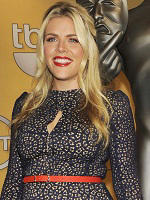 Busy Philipps happy with 'Cougar Town' move to TBS