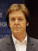 Paul McCartney signs to label that rejected the Beatles