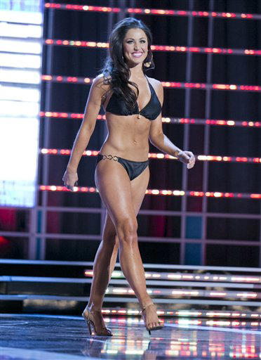 Megan Ervin: Maryland, Illinois top 2nd night of Miss America