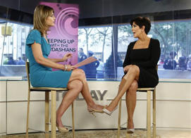 Today - 2012: NBC's 'Today' skips 9/11 moment for Kardashian