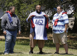 The Biggest Loser - Season 15: 'Idol' winner Ruben Studdard now 'Biggest Loser'