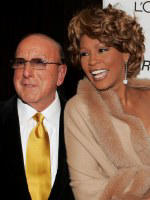 Clive Davis to write about Whitney Houston for new book
