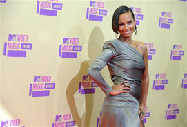 Alicia Keys: MTV stars go with class _ and black