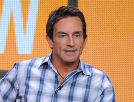 Jeff Probst: 'Survivor' host Probst starts talk show