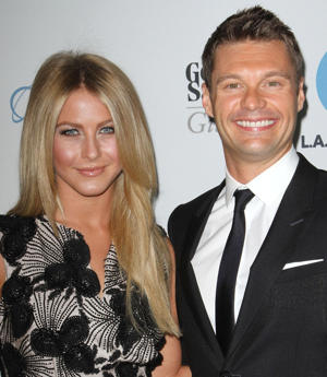 Julianne Hough was hesitant to date Ryan Seacrest