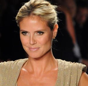 Heidi Klum & Seal have summit meeting after war of words