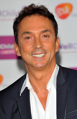 Bruno Tonioli: 'I was so high I thought I was The Who frontman'