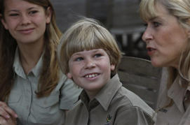 Terri, Bindi, Robert Irwin: Youngest Irwin to follow in TV hosting footsteps of 'Crocodile Hunter'
