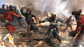 Review: 'Assassin's Creed IV' a swashbuckling romp