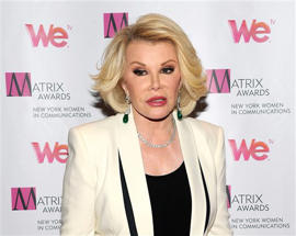 Joan Rivers: $15M condo lawsuit against Joan Rivers in NYC