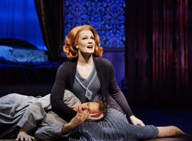 Kate Baldwin Norbert Leo Butz: Kate Baldwin on motherhood, Broadway, 'Big Fish'