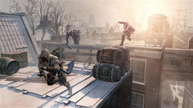 Review: 'Assassin's Creed III' plays patriot games