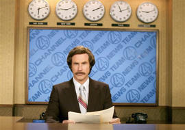 ANCHORMAN: Emerson College to name school after Ron Burgundy
