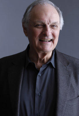 "Slide 1 of 20: Actor <a href=/celebs/celeb.aspx?c=170405 Arg=""170405"" type=""Msn.Entertain.Server.WebControls.LinkableMoviePerson"" LinkType=""Page"">Alan Alda</a> at the Sky 360 by Delta Lounge WireImage Portrait Studio on January 30, 2008 in Park City, Utah."