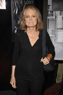 Slide 1 of 27: Gloria Steinem attends the Bowery Residents' Committee Inaugural Benefit Gala at the Mandarin Oriental Hotel on June 6, 2011 in New York City.