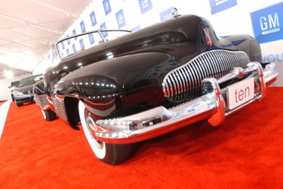 Slide 1 of 92: 1938 Buick Y-Job concept car