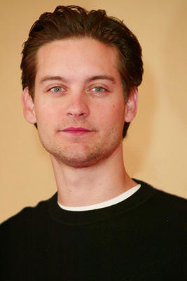 Slide 1 of 8: Tobey Maguire