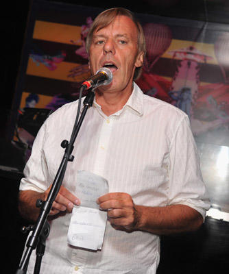 Slide 1 of 10: Peter Wilderotter attends the Reeve Rocks benefit concert at Tenjune on July 21, 2011 in New York City.