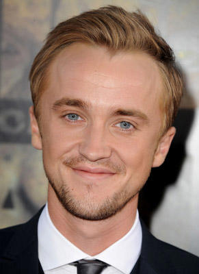 "Slide 1 of 204: Tom Felton attends""Rise Of The Planet Of The Apes"" Los Angeles Premiere at Grauman's Chinese Theatre on July 28, 2011 in Hollywood, California. at the Los Angeles premiere in Hollywood on July 28, 2011"