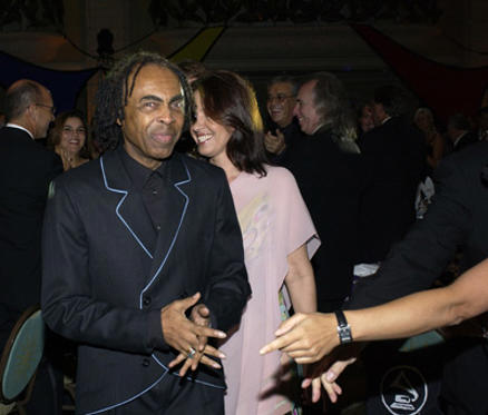 "Slide 1 of 30: <a href=/artist/?artist=105361 Arg=""105361"" type=""Msn.Entertain.Server.LinkableArtist"" LinkType=""Page"">Gilberto Gil</a>, 2003 LARAS Person Of The Year at the 4th Annual Latin GRAMMY Awards"