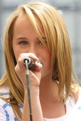"Slide 1 of 6: Camryn Performs At The ""Judy Moody And The Not Bummer Summer Event"" held at The Grove on June 5, 2011 in Los Angeles, California."