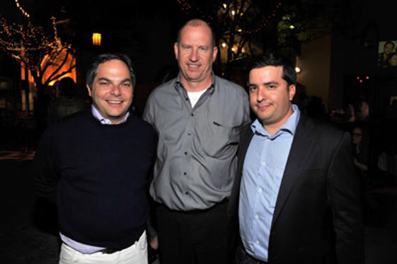 "Slide 1 of 19: (L-R) President, Paramount Film Group <a href=/celebrities/celebrity/adam-goodman.2/ type=""Msn.Entertain.Server.WebControls.LinkableMoviePerson"" Arg=""620745"" LinkType=""Page"">Adam Goodman</a>, Vice Chairman <a href=/celebrities/celebrity/paramount-pictures/ type=""Msn.Entertain.Server.WebControls.LinkableMoviePerson"" Arg=""402647"" LinkType=""Page"">Paramount Pictures</a> <a href=/celebrities/celebrity/rob-moore/ type=""Msn.Entertain.Server.WebControls.LinkableMoviePerson"" Arg=""297737"" LinkType=""Page"">Rob Moore</a> and <a href=/celebrities/celebrity/paramount-pictures/ type=""Msn.Entertain.Server.WebControls.LinkableMoviePerson"" Arg=""402647"" LinkType=""Page"">Paramount Pictures</a> Executive Josh Greenstein attend the ""<a href=/movies/movie/super-8.2/ type=""Msn.Entertain.Server.WebControls.LinkableMovie"" Arg=""2317420"" LinkType=""Page"">Super 8</a>"" <a href=/movies/movie/los-angeles.2/ type=""Msn.Entertain.Server.WebControls.LinkableMovie"" Arg=""2296667"" LinkType=""Page"">Los Angeles</a> premiere after party held at Regency Village Theatre on June 8, 2011 in Westwood, California. at the <a href=/movies/movie/super-8.2/ type=""Msn.Entertain.Server.WebControls.LinkableMovie"" Arg=""2317420"" LinkType=""Page"">Super 8</a> premiere in Westwood on June 07, 2011"
