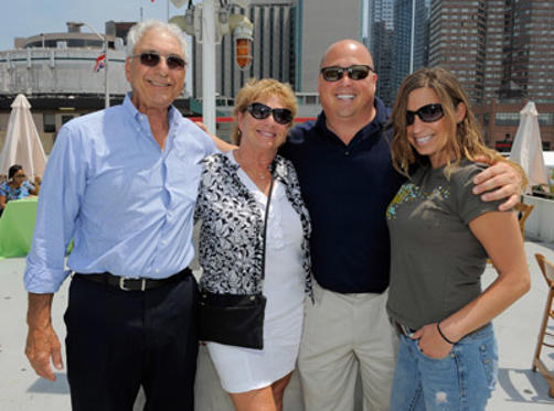 "Slide 1 of 61: George Litz , Priscilla Moore, John Yank and Catherine Bueno attend Circle Line 42's Beast Thrill Boat Ride launch on June 7, 2011 in <a href=/movies/movie/new-york.4/ type=""Msn.Entertain.Server.WebControls.LinkableMovie"" Arg=""2268226"" LinkType=""Page"">New York</a> City."