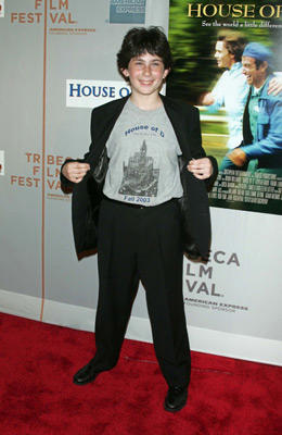 Slide 1 of 49: Jonah Meyerson at the House of D premiere in New York City on May 07, 2004