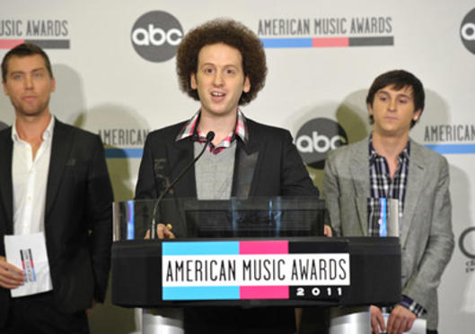 Slide 1 of 17: Actor Josh Sussman attends the 2011 American Music Awards Nominees Press Conference at JW Marriott Los Angeles at L.A. LIVE on October 11, 2011 in Los Angeles, California.