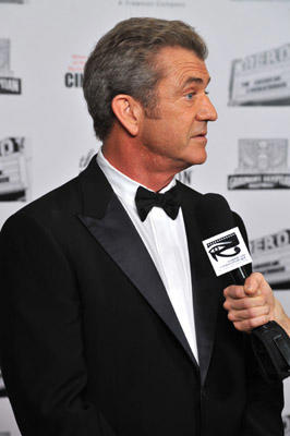 Slide 1 of 13: Actor Mel Gibson poses during The 25th American Cinematheque Award Honoring Robert Downey Jr. held at The Beverly Hilton hotel on October 14, 2011 in Beverly Hills, California.