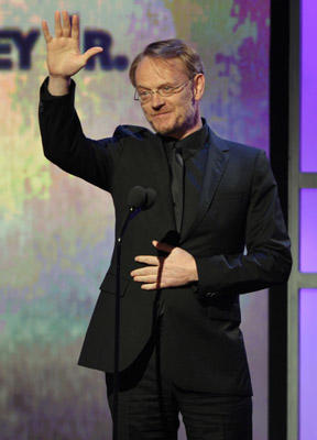 Slide 1 of 90: Actor Jared Harris speaks onstage during The 25th American Cinematheque Award Honoring Robert Downey Jr. held at The Beverly Hilton hotel on October 14, 2011 in Beverly Hills, California.
