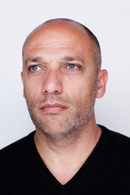 "Slide 1 of 6: Writer/Director Jean-Baptiste Loonetti of ""Carre Blanc"" poses during the 2011 Toronto International Film Festival at Guess Portrait Studio on September 14, 2011 in Toronto, Canada."