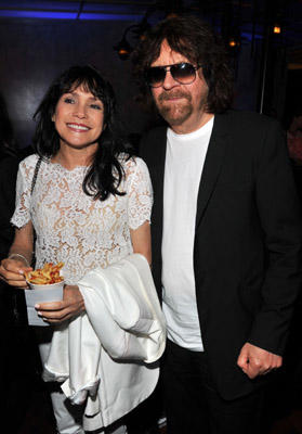 "Slide 1 of 14: Rosemary Lynne and musician Jeff Lynne attend the ""Larry Crowne"" Los Anglees Premiere after party at Grauman's Chinese Theatre on June 27, 2011 in Hollywood, California. at the Larry Crowne premiere in Hollywood on June 26, 2011"