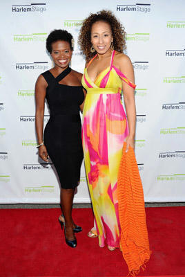 Slide 1 of 22: Actresses LaChanze and Tamara Tunie attend the 2011 Misbehavin In Harlem Spring Benefit at the Harlem Stage Gatehouse on May 12, 2011 in New York City.