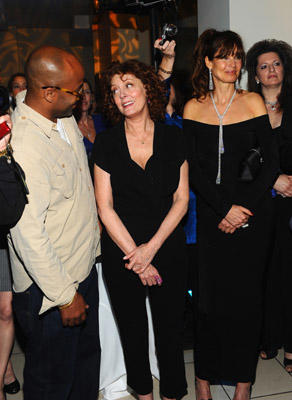 "Slide 1 of 116: (L-R) <a href=/celebrities/celebrity/damon-dash/ type=""Msn.Entertain.Server.WebControls.LinkableMoviePerson"" Arg=""116704"" LinkType=""Page"">Damon Dash</a>, actress Susan Saradon and model <a href=/celebrities/celebrity/carol-alt/ type=""Msn.Entertain.Server.WebControls.LinkableMoviePerson"" Arg=""34377"" LinkType=""Page"">Carol Alt</a> attend the Cantamessa Jewels U.S. launch at Manhattan Motorcars Showroom on April 28, 2011 in <a href=/movies/movie/new-york.4/ type=""Msn.Entertain.Server.WebControls.LinkableMovie"" Arg=""2268226"" LinkType=""Page"">New York</a> City."