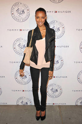 Slide 1 of 23: Model Jasmine Tookes attends the launch party of Prep World NYC at The Standard Hotel Garden Room on May 4, 2011 in New York City.