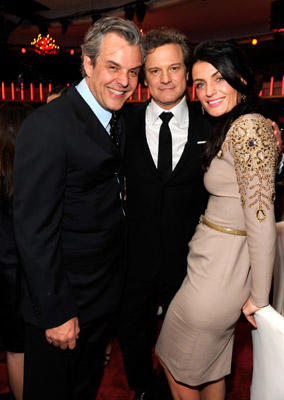 Slide 1 of 250: Danny Huston, Colin Firth and Lynn Renee attends the 16th Annual Critics Choice Movie Awards at the Hollywood Palladium on January 14, 2011 in Los Angeles, California.