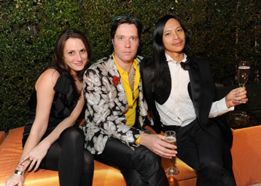 Slide 1 of 250: Liv Odegard, Recording artist Rufus Wainwright and designer Zaldy attend the 19th Annual Elton John AIDS Foundation Academy Awards Viewing Party at the Pacific Design Center on February 27, 2011 in West Hollywood, California.