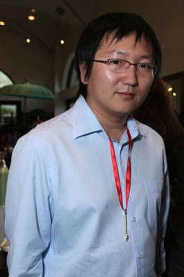 Slide 1 of 9: Masi Oka  at The Bali gifting suite for The Golden Globes on January 11, 2008 in Brentwood, California.