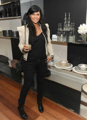 Slide 1 of 46: Galia Sandler attends the comprehensive home collection celebrated by Espacio Sami Hayek at The Cooper Square Hotel Penthouse on May 12, 2011 in New York City.