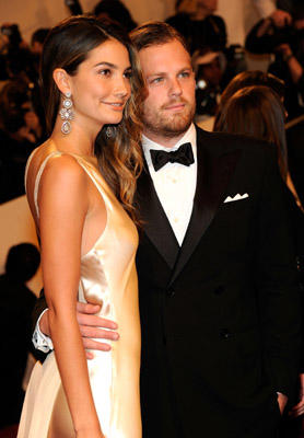 "Slide 1 of 153: Lily Aldridge and Caleb Followill attends the ""Alexander McQueen: Savage Beauty"" Costume Institute Gala at The Metropolitan Museum of Art on May 2, 2011 in New York City."