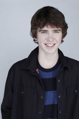 Slide 1 of 1: Actor Freddie Highmore poses at a portrait session at the 2011 Sundance Film Festival in Park City, Utah on January 24, 2011.