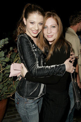 Slide 1 of 60: Michelle Trachtenberg and sister Irene Trachtenberg