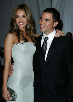 Slide 1 of 40: Jessica Alba and Cash Warren