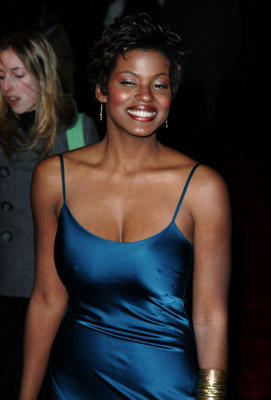 Slide 1 of 36: Cassandra Freeman at the Inside Man premiere in New York City on March 20, 2006