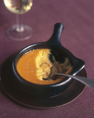 Photo: Pumpkin pudding