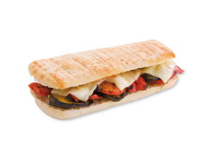 Photo: Paninis - Often made with ciabatta bread, paninis are toasted sandwiches from Italy. Add a quick-melting cheese for extra flavor.