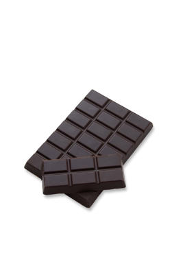 Photo: Plus 70 percent Chocolate - Dark and bitter-tasting, any chocolate with more than 70 percent cacao solids listed on the label is best to use for cooking, rather than eating.