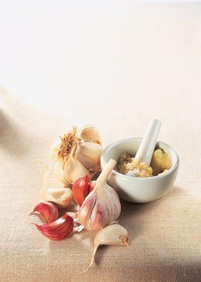 Photo: Garlic